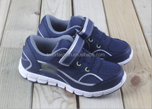hot sale brand boy blue sneaker wholesale sport shoes for boy kid running shoes