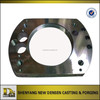 Precoated sand casting products