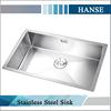K-H6043R sink handmade/ stainless steel hand wash basin/ sink steel