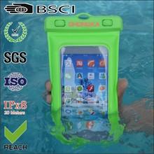 Dongguan factory bicycle bag waterproof for mobile phone
