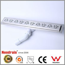 HOT stainless steel polished cast iron floor drain