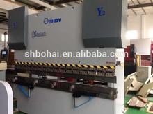 CNC Máquina flexible láminas de metal, cnc freno presión, CNC doblador metal con DELEM DA52