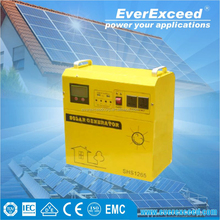 EverExceed 500W-1500W home solar lighting system 500W solar home lighting system with TUV / VDE / CE / ISO / IEC / DEKRA / ROHS