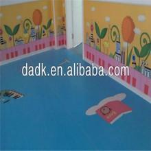 PVC unique pattern Entertainment places flooring