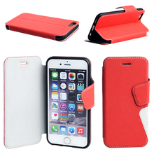 2015 High Quality and New Design Leather Case for iphone 6s