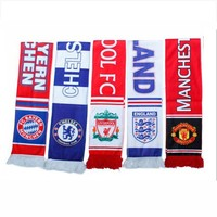 Promotion Scarf In Printing Design
