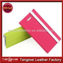 2014 New Hot Sale Flip Case For iPhone5S 5C Case Cover China Factory