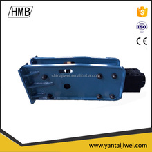 building renovation ISO9001/CE high quality korean Soosan open/top type earth moving machine, earth drilling hammer machine