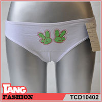 TCD10402 Pictures Teen Girls Sexy Underwear Thong For Kids