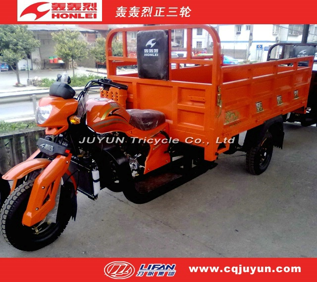 Cargo Motorised Tricycle made in China/China Heavy Loading Tricycle HL150ZH-A12