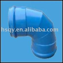 High pressure PVC plastic 90 degree PN16 steel plastic elbow