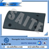 WVA 19574 BC80 gold supplier for Phenolic polyester truck tractor brake lining