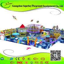 Proactive Solution Indoor Soft Factory Price Air Playground 156-17a