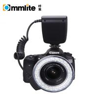 Commlite CoMiray Macro LED Ring flash light for Canon,Nikon,Olypus,Pentax,Sony