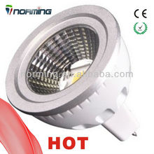 2013 Hot Sell Reflector Design Sharp COB 5W Dimmable MR16 LED