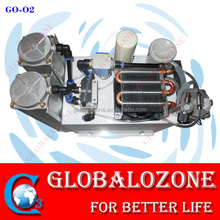 Oxygen concentrator spare parts 2 oxygen towers reduce maintenance cost
