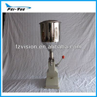 A03 Stainless steel Paste Liquid Manual Bottle Filler