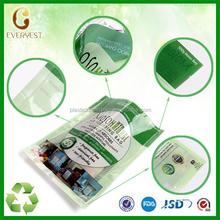Healty brazilian crystal white sugar packing plastic bag