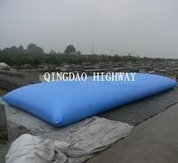 Large capacity 500000 liter, 100000 liter PVC flexible frac water storage tanks