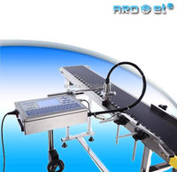 Large Format Printer! Arojet D-007 silkscreen printing manual machine/with affordable price