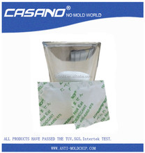 High absorbent nano desiccant for shoes packing
