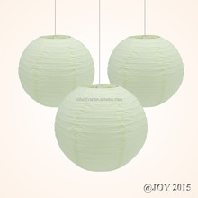 "Beige/Ivory Round Paper Lantern sizes 3""-36"" for Baby Shower Wedding Themed Party Shopping Mall Home Garden Decoration"