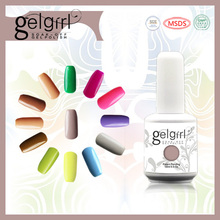 Factory price Soak Off UV&LED uv Nail Gel Polish ,gel polish maufacture nail polish