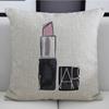 2015 China factory direct supply alibaba selling well fashion new design 100% cotton lipstick sofa decorative cushion