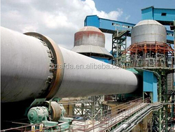 Lime/Cement Rotary Kiln for Sale with ISO&CE