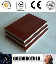 Black Film faced Plywood used core shuttering plywood
