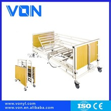 2014 new product used hospital beds folding medical bed