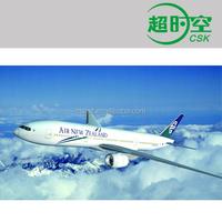 Air shipping to Van