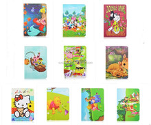 Cartoon Flip Stand PU Leather Cover Case For Universal 7inch Tablet PC