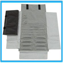 Best Selling Jewelery Display Carrying Roll Bag for Lady
