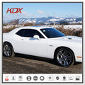Cor azul resistente ao calor filme janela do carro, 1.52x30m/roll, teste da amostra grátis kdx-cf235