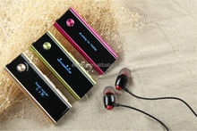 2014 Battery Life anti-lost usb mp3 player