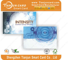 Leaf, Rectangle Bio Negative Ion Energy Card With Opp Bag Packing