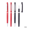Factory price fashionable colorful metal pen wholesale stationery set