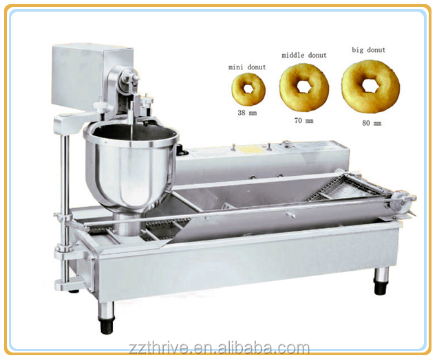mini doughnut fryer machine