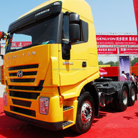 HONGYAN 6x4 truck head heavy duty big truck prime mover for sale