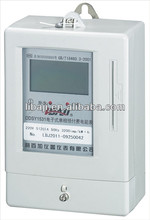 DDSY1531 Single phase electrical energy meter electronic prepaid static type energy meter