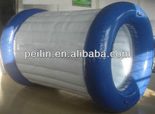 Fun quality inflatable water rolling ball