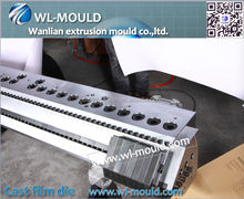 film die head for extrusion film machine