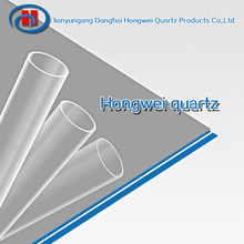 Finely Pricessed high quality quartz tube 320mm diameter