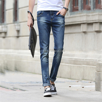 hot selling and high quality casual fashionable wash denim jeans men maternity buy jeans in bulk