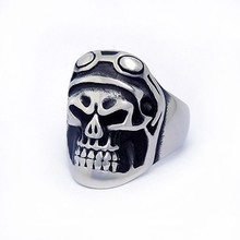 Professional Factory Wholesale Fashion New Stainless Steel Ring