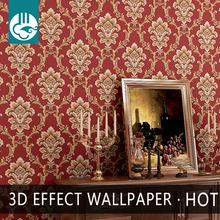 [WALLPAPER MANUFACTURE] non-woven wallpaper / European style wallcovering/ original design