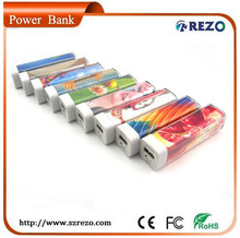 2014 perfume mobile portable power bank charger / hot selling promotion power bank for iphone, ipad, digital camera, HTC, etc