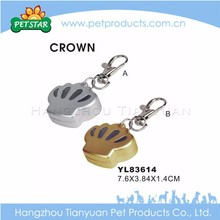 Promotional personalized fashion custom dog tags made in china