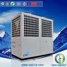 380V 60Hz office used air to heat pumps Bulgaria